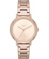 DKNY NY2637 Panie modernistyczny zegarek