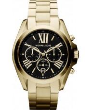 Michael Kors MK5739 Panie Bradshaw GOLDTONE chronograf zegarka