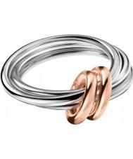 Calvin Klein KJ5HMR2001 Damski, zwinny pierścionek