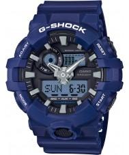 Casio GA-700-2AER Mężczyźni g-shock zegarek