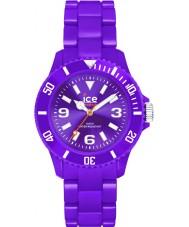 Ice-Watch 000630 Ice-ciało stałe wyłączną fioletowy zegarek