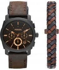 Fossil FS5251SET Męski zegarek prezentowy