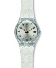 Swatch GM416C Zegarek damski srebrny