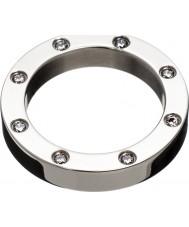 Edblad 82871 Ladies ida stalowy pierścień - rozmiar q (l)