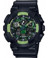 Casio GA-100LY-1AER Mężczyźni g-shock zegarek