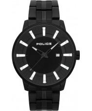 Police 15391JSB-02M Męski zegarek krzemienny
