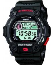 Casio G-7900-1ER Mężczyźni G-Shock G-ratowniczy czarny zegarek