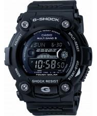 Casio GW-7900B-1ER Radio Mężczyźni g-shock zegarek sterowany słonecznej czarny