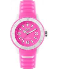 Ice-Watch GL.PK.U.S.14 Unisex lodu poświata różowy zegarek