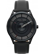 Police 15399JSB-02 Męski zegarek burbank
