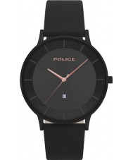 Police 15400JSB-02 Męski zegarek Fontana