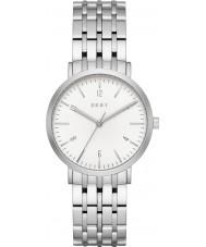 DKNY NY2502 Panie Minetta srebrna bransoleta ze stali zegarek