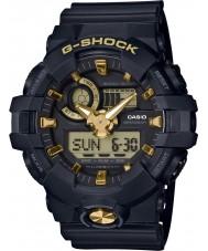 Casio GA-710B-1A9ER Męski zegarek g-shock