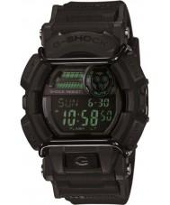 Casio GD-400MB-1ER Mężczyźni g-shock czarny matowy żywicą pasek zegarka