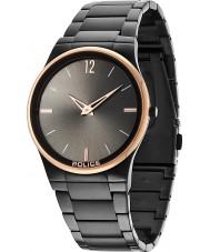 Police 12744JRSBR-61M Mężczyźni horyzont czarny zegarek