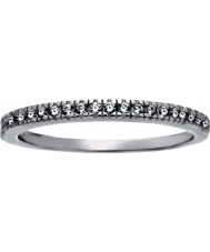 FROST by NOA 145040-56 Ladies srebrny pierścionek z cyrkoniami - Wielkość p