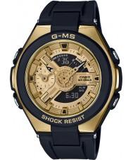 Casio MSG-400G-1A2ER Zegarek damski dla dzieci