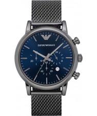 Emporio Armani AR1979 Mens klasyczny zegarek chronograf brązu