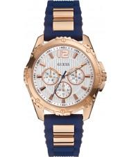 Guess W0325L8 Panie nieustraszeni 2 two tone mieszane pasek zegarka