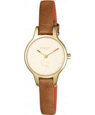 Radley RY2410 Panie Wimbledon tan zegarek skórzany pasek