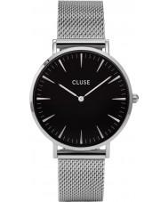 Cluse CL18106 Panie La Boheme zegarek mesh
