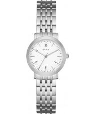 DKNY NY2509 Panie Minetta srebrna bransoleta ze stali zegarek