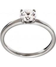 Edblad 83239 rzym Ladies stalowy pierścień - rozmiar L (XS)