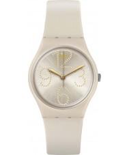 Swatch GT107 Damski zegarek szarlotki