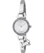 Radley RY4071 Panie Aldgate srebrny stee pół bransoletka zegarek