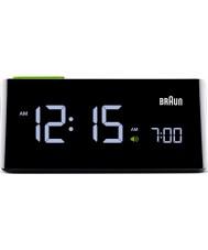Braun BNC016BK Czarny LCD zegar