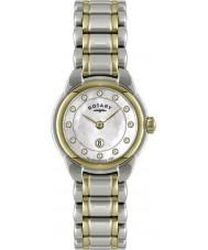 Rotary LB02602-41L zegarki damskie two tone zegarek