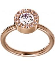 Edblad 83275 Thassos Women wzrosła pozłacany pierścień - rozmiar q (l)