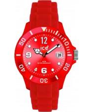 Ice-Watch 000129 Małe sili wiecznie czerwony zegarek