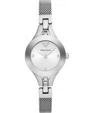 Emporio Armani AR7361 Panie siatka stalowa bransoleta zegarka sukni