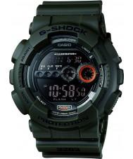 Casio GD-100MS-3ER Męski zegarek g-shock