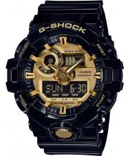 Casio GA-710GB-1AER Męski zegarek g-shock