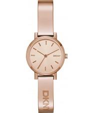 DKNY NY2308 Panie Soho wzrosła złoty zegarek