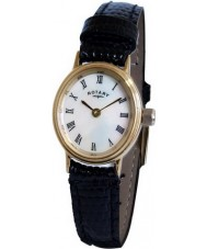 Rotary LS00471-07 zegarki damskie czarny zegarek