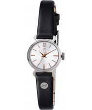 Radley RY2107 Panie rocznika czarny skórzany pasek do zegarka