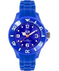 Ice-Watch 000791 Sili wiecznie mini niebieski pasek silikonowy zegarek