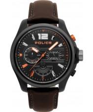 Police 15403JSBU-02 Męski zegarek denver