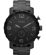 Fossil JR1401 Mens Nate zegarek chronograf