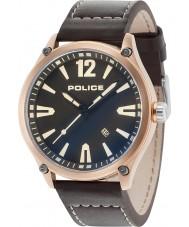 Police 15244JBR-02 Zegarek zębaty męski