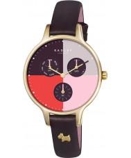 Radley RY2428 Panie opactwo ząbek skóra zegarek chronograf