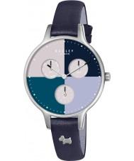 Radley RY2429 Panie opactwo letni rys skóra zegarek chronograf