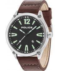 Police 15244JBS-02 Zegarek zębaty męski