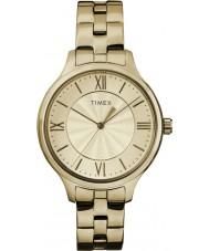 Timex TW2R28100 Ladies stylu podniesiony peyton zegarek