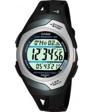 Casio STR-300C-1VER Męskie Phys sprzęt sportowy zegarek Lap Memory 60