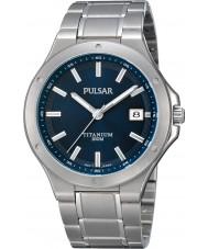 Pulsar PS9123X1 Męski zegarek na rękę