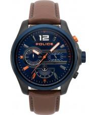 Police 15403JSUBL-03 Męski zegarek denver